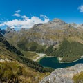 Lake Mackenzie on the Routeburn Track.- How to Plan and Prepare for New Zealand Great Walks