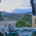 Looking across the valley towards Bryce Canyon, Utah.- Living the Van Life as a Solo Female