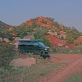 Tucked away in Bears Ears National Monument. - Working from the Road: The Balancing Act of Van Life