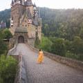 Sunrise at Burg Eltz, Germany. Photo by @Dani_The_Explorer.- Woman In The Wild: Dani Rodriguez