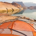 High Volume design of the tent's overhead space.- Gear Review: Big Agnes Copper Spur HV UL2 Tent
