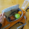 Fresh fruit is such a great thing to have for rehydration.- What's in My Pack: Photographer Edition