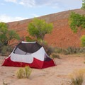 Simple camping in the Southwest.- Gear Review: MSR Hubba Hubba NX 2 Tent