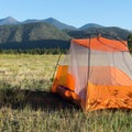 Camping in the highlands of Northern Arizona.- Gear Review: Big Agnes Copper Spur HV UL2 Tent