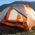 Sleek look with the rain fly.- Gear Review: Big Agnes Copper Spur HV UL2 Tent