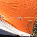 Quick-tensioning guylines.- Gear Review: Big Agnes Copper Spur HV UL2 Tent