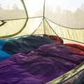 Plenty of room for two.- Gear Review: Mountainsmith Vasquez Peak 2 Tent