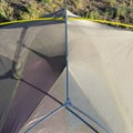 Sturdy interconnected poles and a brow pole for extra headroom.- Gear Review: Mountainsmith Vasquez Peak 2 Tent