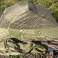 The Vasquez Peak 2 comes with rain fly and footprint.- Gear Review: Mountainsmith Vasquez Peak 2 Tent