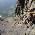 The scrammble down Mount Washington's western face.- Head for the Hills: 6 Must Do Climbs!