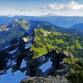 Beautiful valleys and ridges in the Tatoosh Range.- Embracing the Struggle