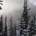 Eagle Cap Wilderness: West shoulder of Craig Mountain (9,209').- National Wilderness Preservation System