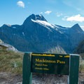 Mount Elliot on the Milford Track.- How to Plan and Prepare for New Zealand Great Walks