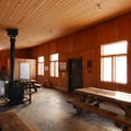 Wanoga Sno-Park Shelter.- It's Cold! Explore These 8 Winter Adventures with Warming Huts