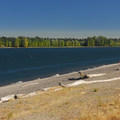 Virtually endless sand at Collins Beach on Sauvie Island just minutes from Portland.- Oregon's 30 Best Swimming Holes