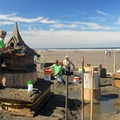 Long Beach's annual Sandstations sand castle competition.- Washington's 20 Best Beaches
