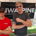 The gents of NW Alpine, with founder Bill Amos (right).- Summer Solstice Block Party - A Recap