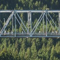 Pacific Crest Trail Days at Cascade Locks with a view of Bridge of the Gods.- Join Outdoor Project at PCT Days - Sept 5-7