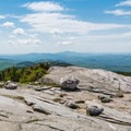 View from Mount Cardigan.- 10 Favorite State Parks in New Hampshire