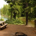 Timothy Lake, Hoodview Campground.- Escape to Mount Hood's 17 Best Campgrounds