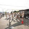 One of Portland's finest, LoveBomb Go-Go Marching Band brought their A game.- 2015 Summer Solstice Block Party Recap