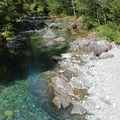 Opal Creek Wilderness.- National Wilderness Preservation System