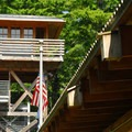 Lookout tower at the Tillamook Forestry Center.- Summer Along the Wilson River