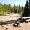 White River Campground.- Escape to Mount Hood's 17 Best Campgrounds