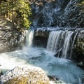 Spirit Falls on the Little White Salmon River, Washington.- 3 Hikes = 5 Waterfalls You've Never Heard Of