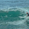 A surfer at Steamer Lane.- 5 Great Ways to Explore Santa Cruz