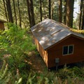 Camp Westwind cabins.- OutdoorProject.org Partners with Westwind Stewardship Group