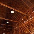 The old Murtha Ranch barn in Cottonwood Canyon State Park.- Cottonwood Canyon: Oregon's Newest State Park