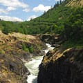 Klickitat Wild and Scenic River, Washington.- Bureau of Land Management