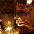 Inside historic Timberline Lodge.- Winter Adventures on Mount Hood