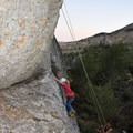 Top roping at Owl Rock in City of Rocks.- Learning the Ropes: A Beginner's Guide to Rock Climbing with Kids