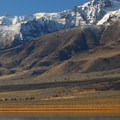 Steens Mount Wilderness: View from Mann Lake.- National Wilderness Preservation System