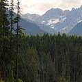 Ross Lake, North Cascades National Park.- National Park System