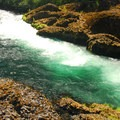 "Churning waters at ""The Narrows"" along the Clackamas River.- Oregon's 30 Best Swimming Holes"