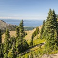Sunrise Point from the Klahhane Ridge Trail.- 10 Family-friendly Destinations in Olympic National Park