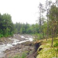 Sandy River at McNeil Campground.- Escape to Mount Hood's 17 Best Campgrounds
