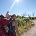 Exploring Walden Ponds outside of Boulder, Colorado.- Gear Review: Deuter Kid Comfort 2