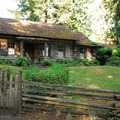 Pioneer Mothers' Cabin Museum.- Wednesday's Word - Champoeg