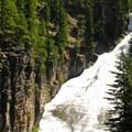 Walupt Creek Falls.- Walupt Creek Falls in the Goat Rocks Wilderness