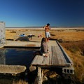 Relax at Alvord Hot Springs.- Outdoor Adventures + Valentine's Day = It's a Date!
