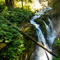Sol Duc Falls.- 10 Family-friendly Destinations in Olympic National Park