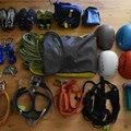 Some of the gear you'll need to pick up as you explore the sport.- Learning the Ropes: A Beginner's Guide to Rock Climbing with Kids