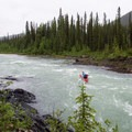 Packrafting a remote river in Northern Canada.- 5 Trending Adventures to Try in 2019
