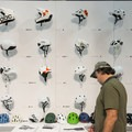 The POC family of helmets.- Interbike 2015 Review