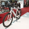Stromer ST1 e-bike with battery power system to hit speeds up to 30 mph.- Interbike 2015 Review