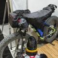 Off-road touring accessories by Revelate Designs located in frigid Anchorage, Alaska.- Interbike 2015 Review